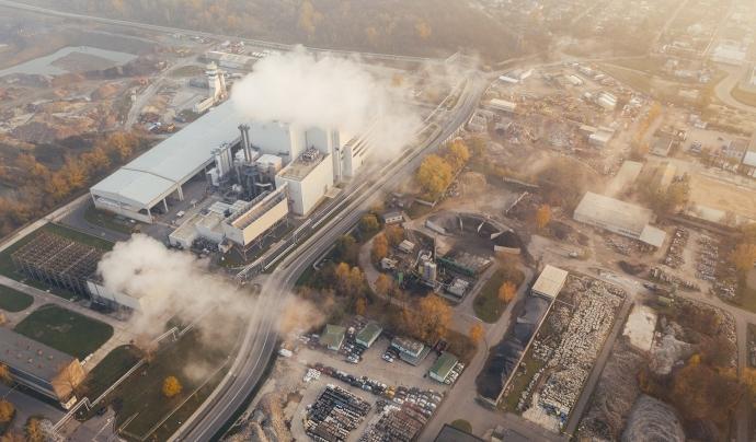 Reduir els gasos d'efecte hivernacle és un dels principals objectius en la lluita contra el canvi climàtic. Font: Pixabay