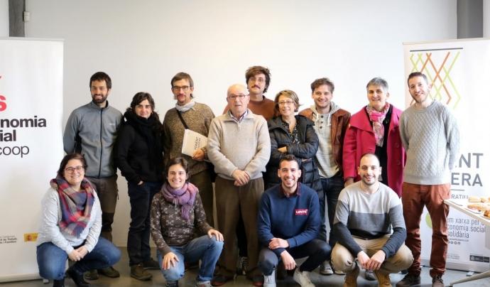 L'Ateneu Cooperatiu de Ponent és qui organitza la Fira. Font: Ateneu Cooperatiu de Ponent