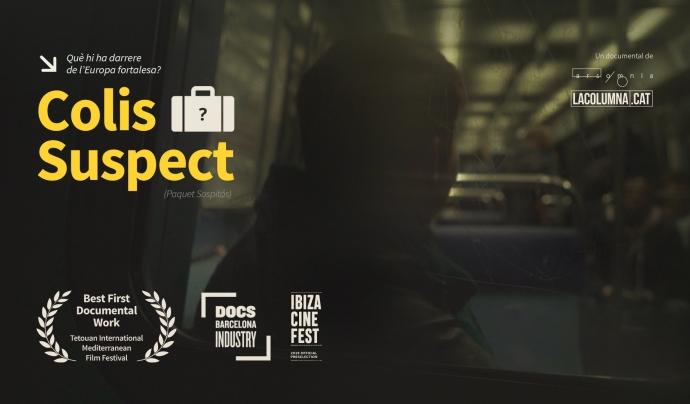 'Colis suspect' és un documental sobre l'Europa fortalesa que es projectarà durant el Dia Mundial de les Persones Refugiades.