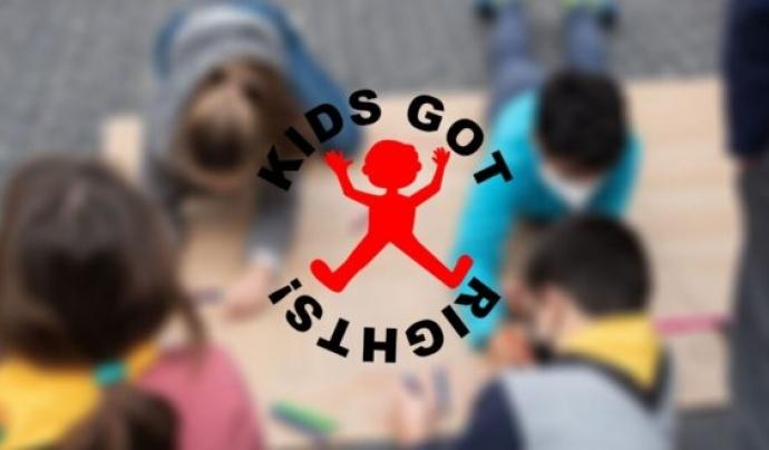 'Kids Got Rights' comptarà amb trobades a Roma, Salzburg, Kent i Barcelona.  Font: Esplac