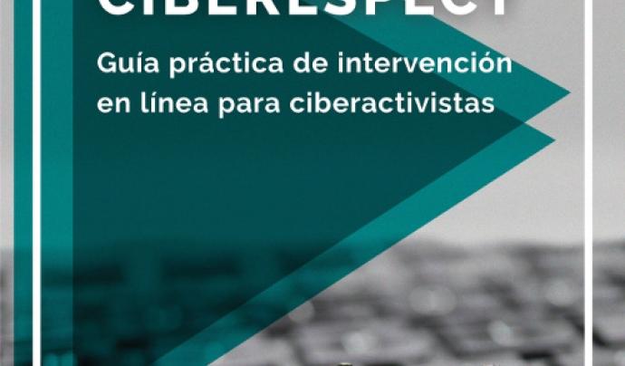 Portada de la guia 'Ciberespect' Font: SOS Racisme Catalunya