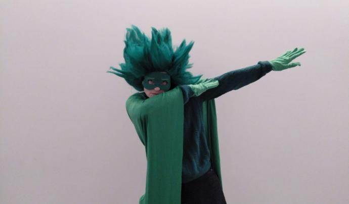 Fundesplai ha creat el personatge Pota Verda per conscienciar sobre el residus i el canvi climàtic. Font: Fundesplai. Font: Font: Fundesplai.