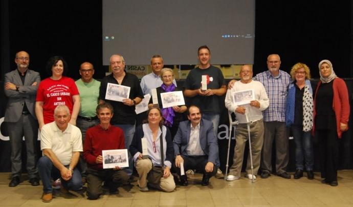 Foto de grup de les iniciatives guanyadores de l'edició d'enguany