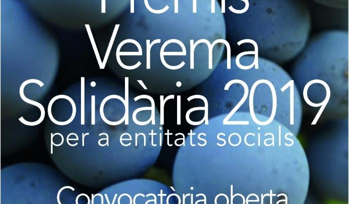 Font: Verema Solidària