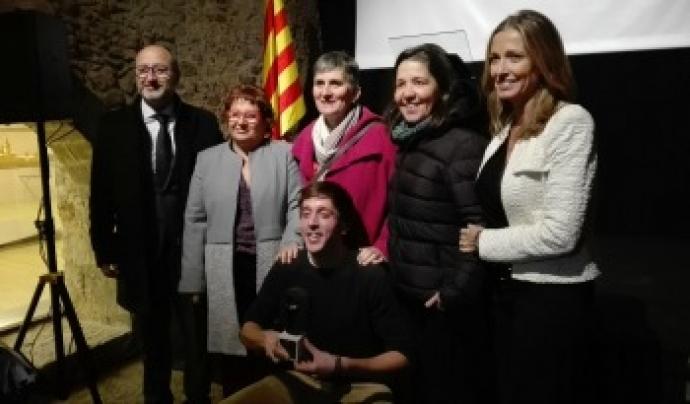 Associació Alba Premi Voluntariat 2016 Font: Xarxanet.org