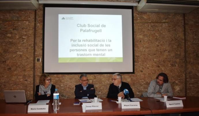 Presentació del Club Social