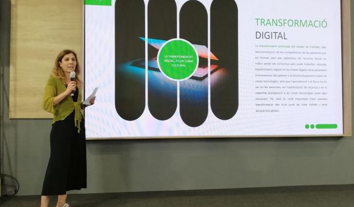 Un 76% de les organitzacions del tercer sector han accelerat la seva digitalització a causa de la Covid-19. Font: Taula del Tercer Sector