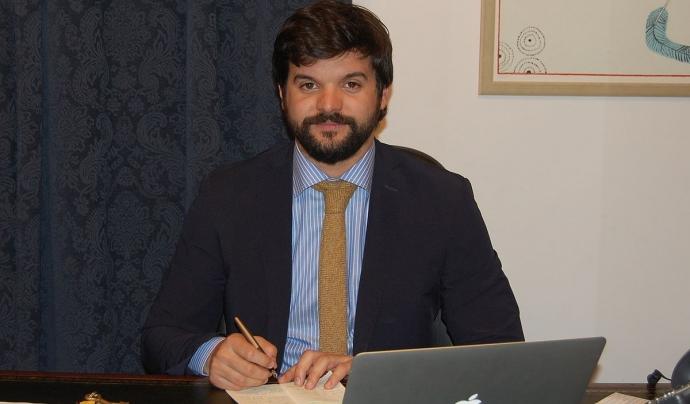 Gerard Esteva, president de la UFEC