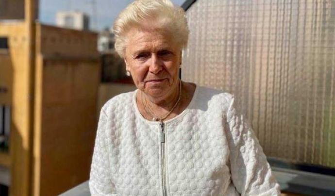 Rosa Navas, presidenta de la Fundació Ajuda i Esperança, que gestiona el Telèfon de l'Esperança. Font: Fundació Ajuda i Esperança