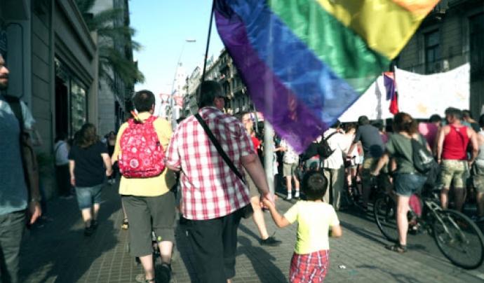 El pride 2020 s'ha adaptat a les noves normatives sanitàries. Font: IdemTv