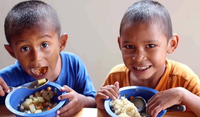 Nens hondurenys