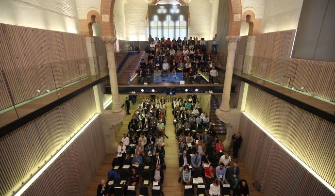 El Congrés de l'Esport Local va tenir lloc els dies 26 i 27 d'octubre Font: Diputació de Barcelona