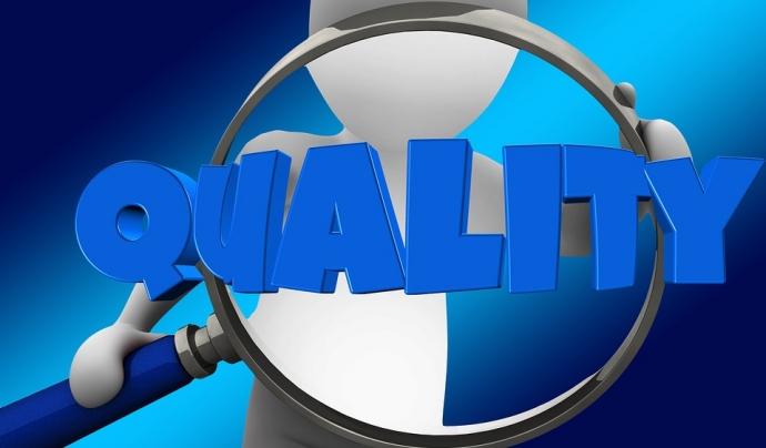 La certificació de sistemes de gestió de qualitat en les entitats és completament voluntària. Font: Pixabay