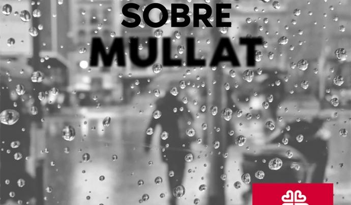 Quan plou sobre mullat, portada Font: Francesc Arnàez, Càritas Diocesana de Sant Feliu de Llobregat
