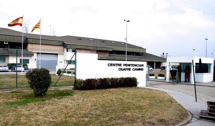 Lleure i dinamització cultural és un binomi aplicat al Centre Penitenciari Quatre Camins. Font: UGT Catalunya