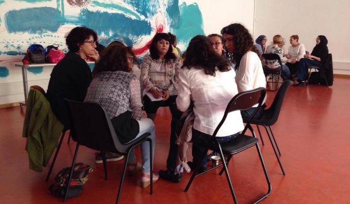 El projecte 'Quina feinada!' va tenir com a punt de partida un procés participatiu Font: Observatori de les dones en els mitjans de comunicació