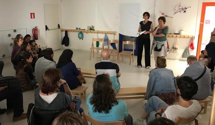 Grup d'Educació Comunitària del Raval Font: Tot Raval