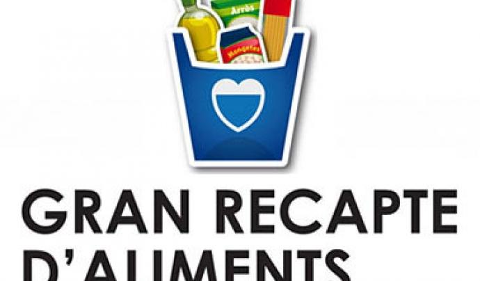 Logotip del Gran Recapte, impulsat pel Banc dels Aliments