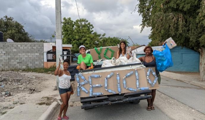 El projecte s'està desenvolupant a la comunitat de Sabana Yegua, però ja es contempla l'ampliació a la comunitat veïna de Proyecto 4. Font: Associació Nous Camins