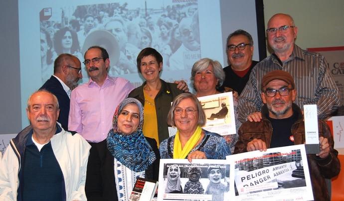 Iniciatives guanyadores de la 3a edició dels (Re)coneixements Veïnals, 14 de novembre del 2019. Font: CONFAVC