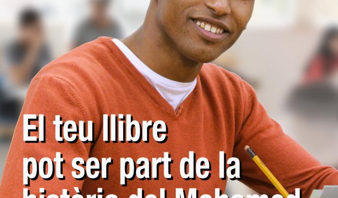 La campanya compta amb la imatge i el testimoni del jove sahrauí Mohamed. Font: Servei Solidari