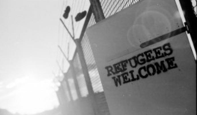 Els refugiats poden estudiar des dels camps