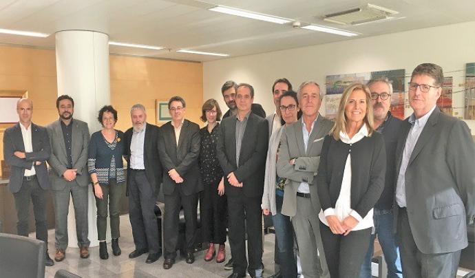Jurat del Premis Solidaris ONCE Catalunya 2018