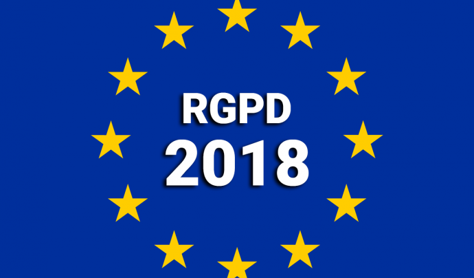 La nova normativa entra en vigor el 25 de maig Font: UE