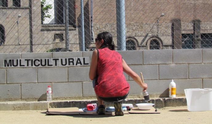Roberta de Carvalho forma part de Territoris Oblidats des dels seus inicis en 2010 Font: Roberta de Carvalho