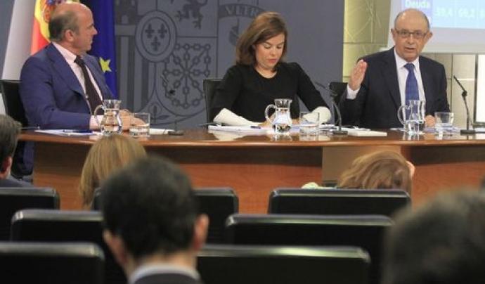 Roda de premsa Consell de Ministres