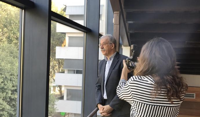 Ricard López, president d'APSOCECAT