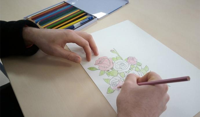 Campanya ##RosesQueDibuixenSomriures de l'Obra Social Sant Joan de Déu Font: Obra Social Sant Joan de Déu