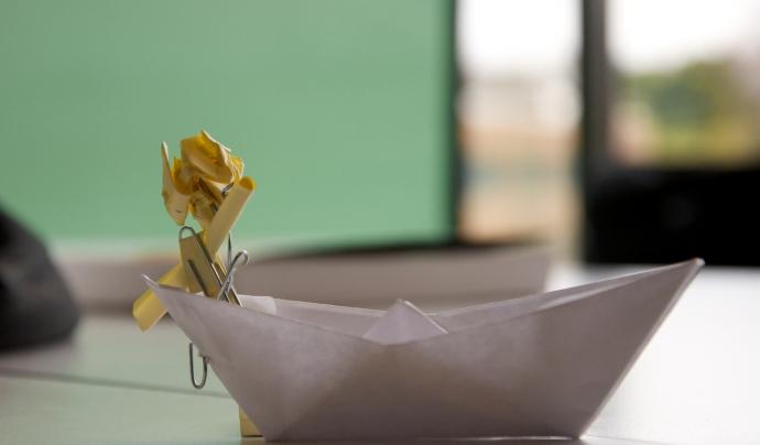 Vaixell de paper