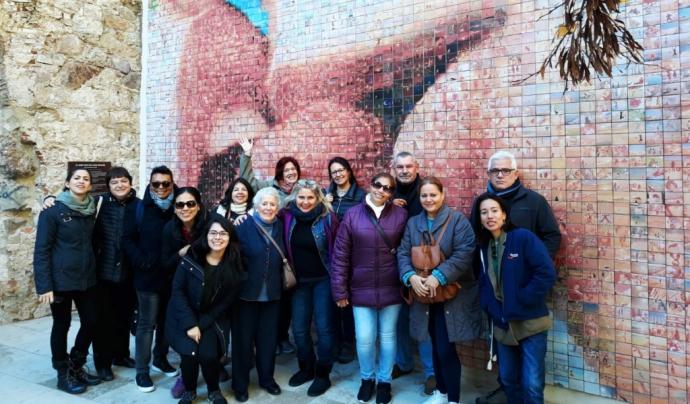 Catnova treballa per la multiculturalitat i la inclusió sociolaboral de les persones migrants. Font: Catnova