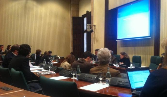 La Comissió de Cooperació i Solidaritat del Parlament de Catalunya