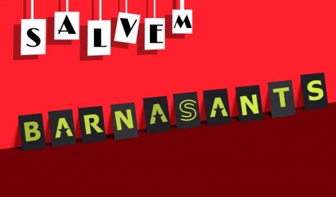Salvem Barnasants! és la campanya per a la 25ena edició del festival de la cançó d'autor més important d'Europa Font: Barnasants