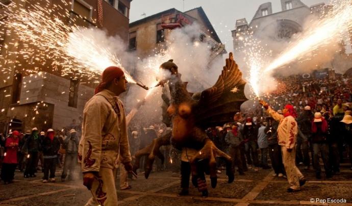 La festa de Santa Tecla arriba a l'edició número set-cents Font: www.tarragonaturisme.cat