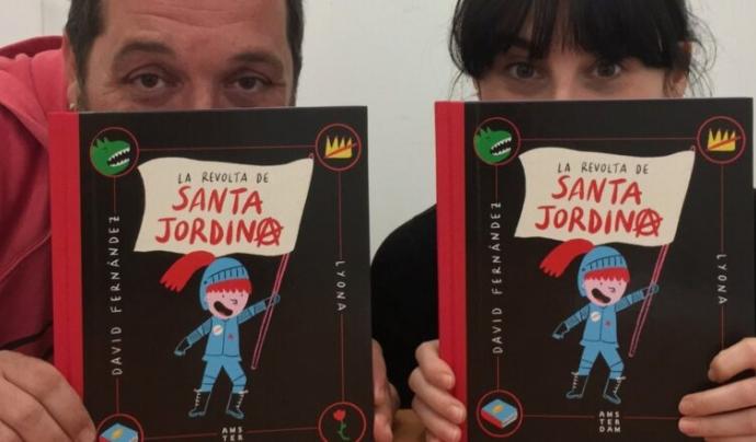 La revolta de Santa Jordina Font: Vilaweb