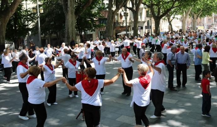 Quasi mil activitats han sigut cancel·lades a causa de la Covid-19. Font: Confederació Sardanista de Catalunya