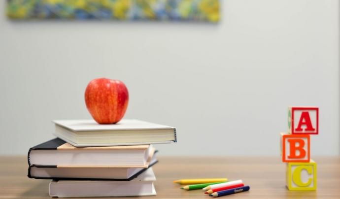 El document constata que el principi de gratuïtat de l'ensenyament no es compleix. Font: Unsplash. Font: Font: Unsplash.