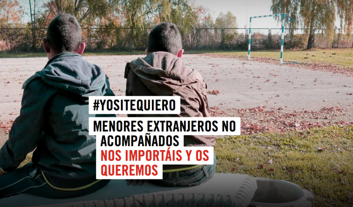 Campanya #YoSíTeQuiero Font: Save The Children