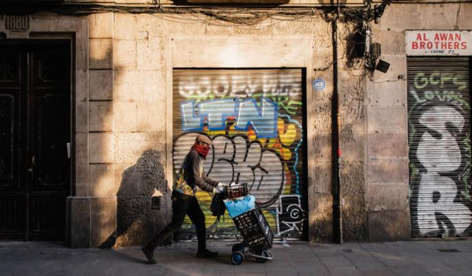 Banc Aliments Manter Font: Sindicat Popular de Venedors Ambulants