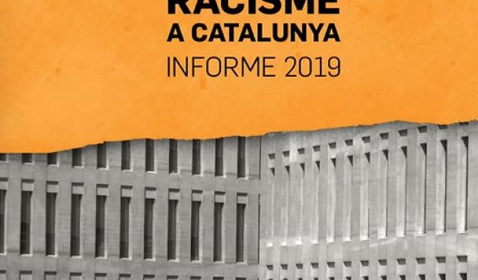 Portada Informe Invisibles 2019 Font: SOS Racisme Catalunya