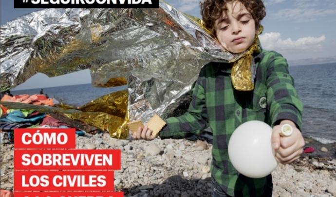 Cartell de la campanya. Font: MSF