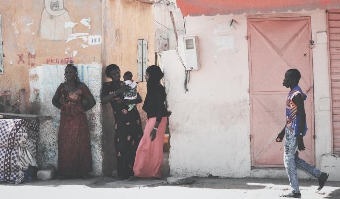 Un dels projectes va destinat al Senegal, per subvencionar material sanitari i aliments. Font: Unsplash. Font: Font: Unsplash.