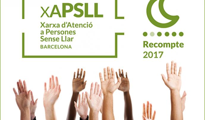 Participa del recompte de persones sense sostre al carrer Font: XAPSLL