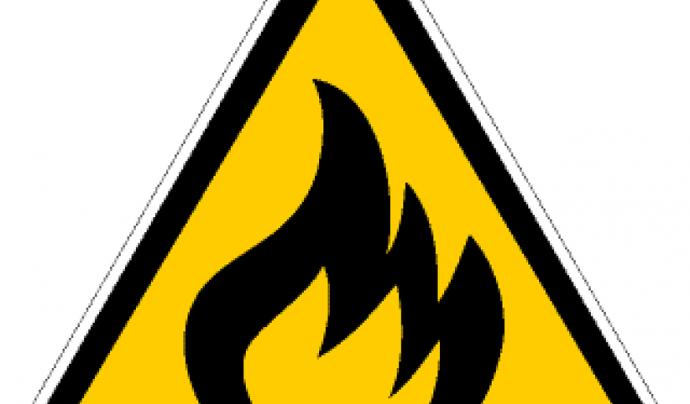 Totes les persones integrants d'entitats que manipulen foc han de seguir un protocol de seguretat Font: Pixabay