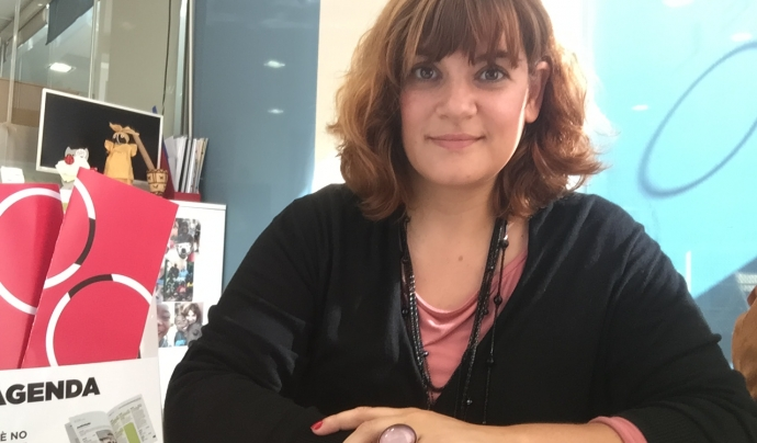 Sílvia Companyó, coordinadora del Servei d'atenció a entitats de Martorell.