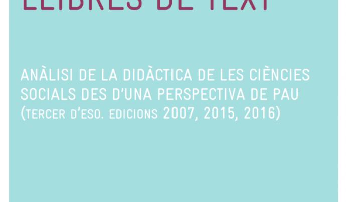La portada de l'informe presentat el 6 de juny Font: ICIP