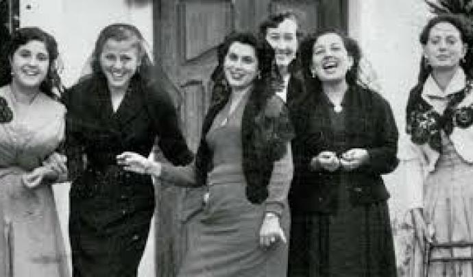 Las Sinsombrero és el nom pel qual són conegudes un grup de dones pensadores i artistes espanyoles pertanyents a la generació del 27 Font: Las SinSombrero Documental